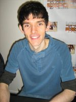 London Expo: Colin Morgan by angelofmusicuk