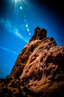 Valley of Fire III by xernex