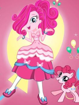 Pinkie pie eg by lilymouse385