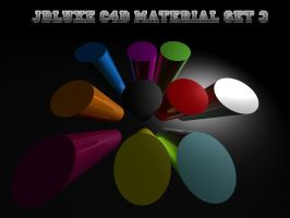 C4D Material Set 3 by JDLuxe