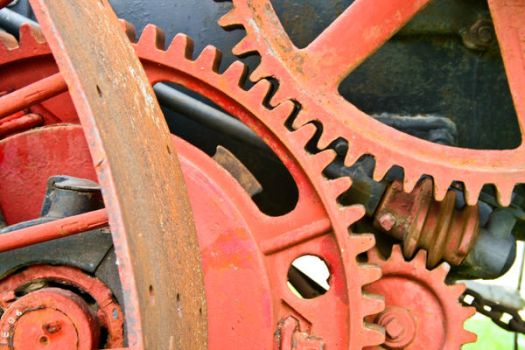 Gears by LeftyRodriguez