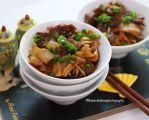 Homemade Beef Chow Fun by theresahelmer