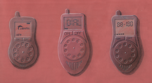 Phone designs for the elderly by Mawk-G