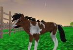 Feral Heart Ethereal Earth Horse Preset by xMilanTheWolfx