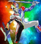 Ultraman Victory Knight by Onore-Otaku