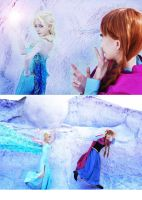 Frozen Cosplay Teaser by MonCosplay