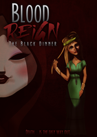 Blood Reign: Cleo Summerset by IsaiahStephens