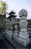 Tianyi Mu  The Grave of the Eunuch Tianyi Beijing by davidmcb