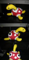 Shuckle Plushie by Glacdeas