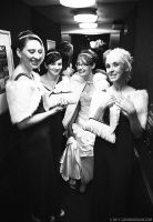 Maids in the Lift by gdphotography