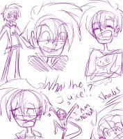 rc9gn: Randy! sketches by arrival-layne