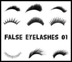 False Eyelashes 01 by candy-cane-killer