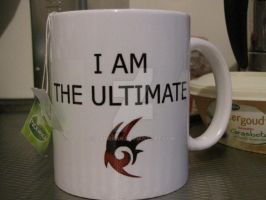 I AM THE ULTIMATE CUP by zavraan