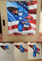 The First Avenger by cuky04
