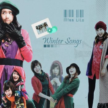 Winter songs by Miss-lilo