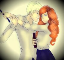 Why are you still so angry, Weasley? by MissFreakyLuce