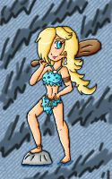 cave girl rosalina by ninpeachlover