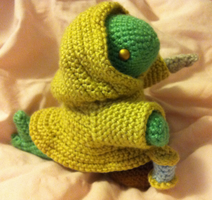 Tonberry Amigurumi by Aidou