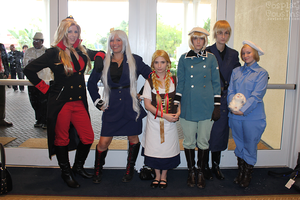 AFO 2011 25 by CosplayCousins