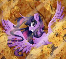 Autumn Leaves by Bratzoid