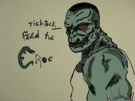 Waylon (Killer Croc) Jones by lezerapron