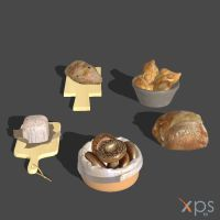 Bread Assest Collection by KoDraCan