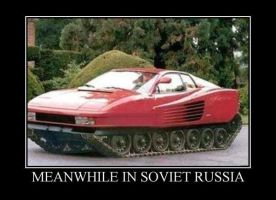 Demotivational Russia by forgetech