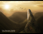 The Oblique Tower by AnneWillems