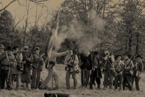 Battle of Round Mountain 1 by Emagyne
