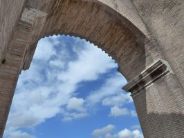 The Arch by Cellopuddin