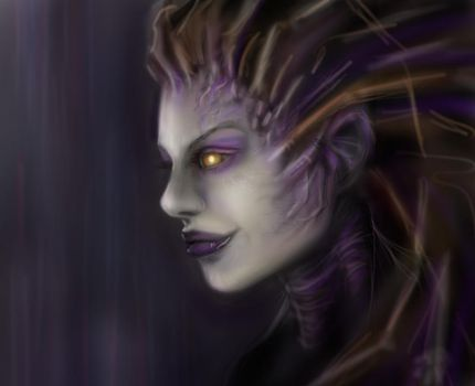 Kerrigan by Wild-Wanderer