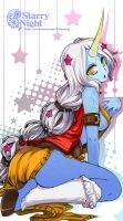 SORAKA, My LOVELY PONY by wongkaoru