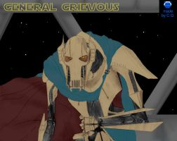 General Grievous by No-one-o1