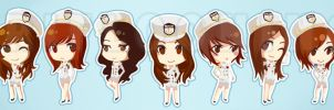Girl's Generation: Genie by driflooning