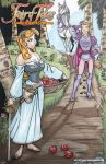 Fairy Tales: Bandits, Pirates and Thieves 1 Color by LordSantiago