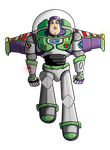 To Infinity and Beyond! Buzz Lightyear by mr-suavemente