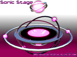 Sonic Stage by AnimeNebula003