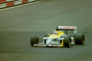 Nelson Piquet (Great Britain 1987) by F1-history