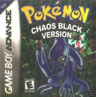 POKEMON CHAOS BLACK by pokemondiamond1234
