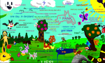 Flockdraw Minecraft-Pokemon-AOT in Kawaii land by SimbaTheHuman