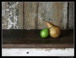Pears by cfree220
