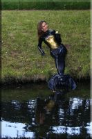 Latexmermaid6 by catsuitmodel