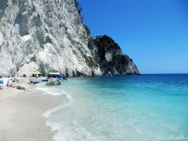 Turtle Island, Zante, Greece by Clerdy