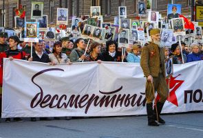 Immortal Regiment... _1 by my-shots