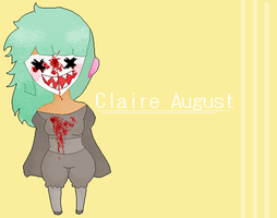 Claire August by bleedlings
