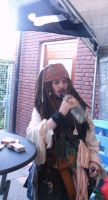 Jack Sparrow at Pirate party2 by CaptJackSparrow123