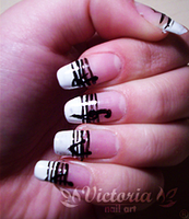 Nail art 17 by ChocolateBlood