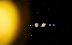 Solar System by WolvesHowl457