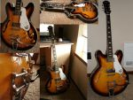 Epiphone Casino by androidred0100