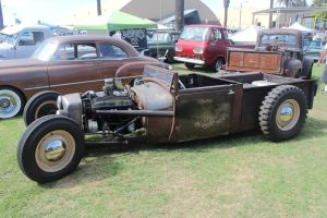 Rat Rod Truck by DrivenByChaos